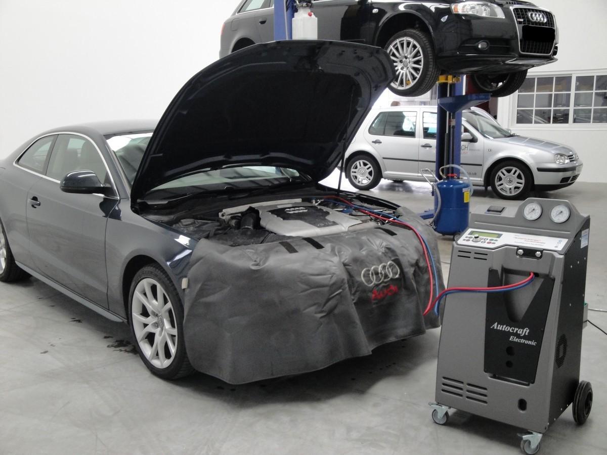 Sfaturi utile pentru a întreţine instalaţia de climatizare a unui Audi?
