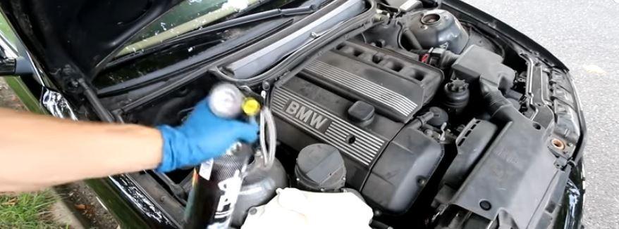 Prelungirea vietii autoturismului BMW sau alta marca prin incarcarea periodica cu freon auto