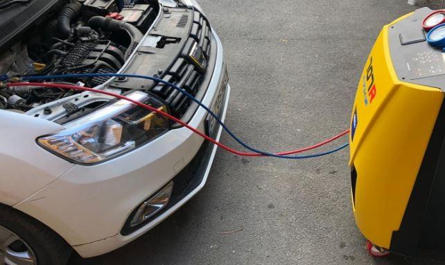 Când ai nevoie de încărcare freon auto r1234yf