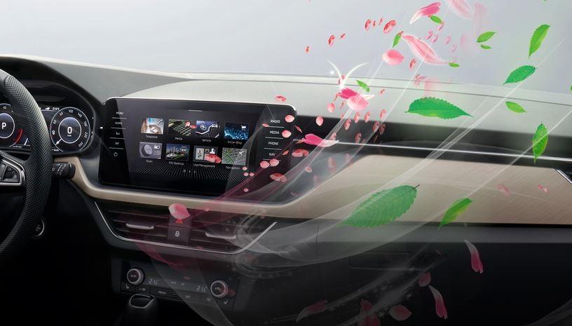 Igienizare aer conditionat auto